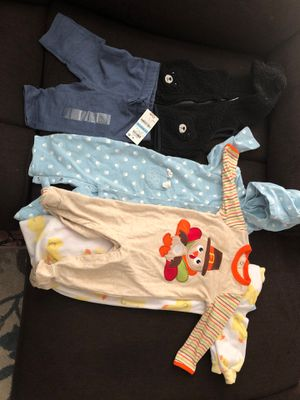 Lots of baby boy clothes size 3 months to 12 months for Sale in Norwalk, CA