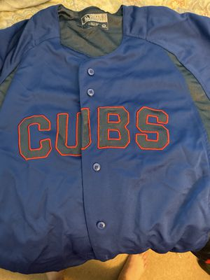 Cubs jersey for Sale in Fountain Valley, CA