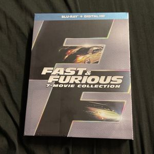 Fast & Furious 7 Movie Collection for Sale in Hanover Park, IL