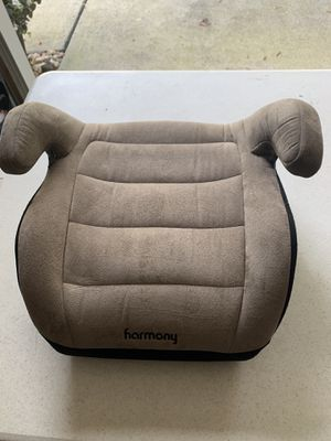 Harmony booster seat for Sale in Stallings, NC