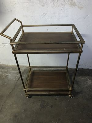 Serving Cart for Sale in Commerce, CA