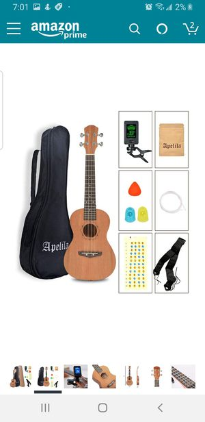 Mini ukulele Acustic Guitar for Sale in Bakersfield, CA