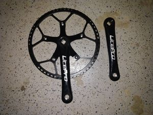 Litepro 58t Crankset - Like New for Sale in Fort Worth, TX