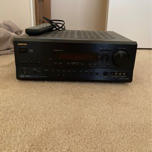 Onkyo Stereo Receiver, JBL speakers, Sony Subwoofer for Sale in Laguna Niguel, CA