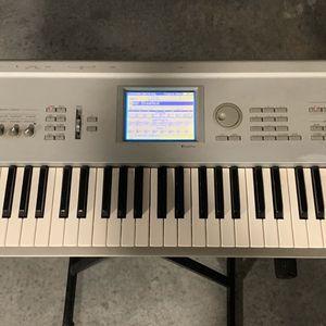 KORG TRITON Workstation / sampler 61 key Keyboard Synthesizer for Sale in Lilburn, GA