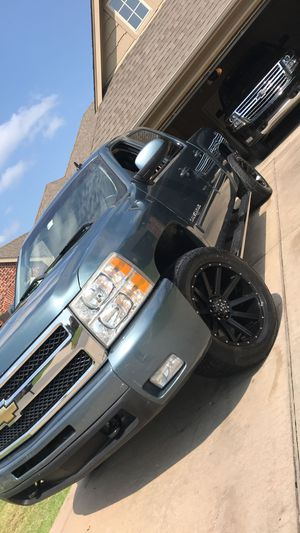2011 Chevy Silverado for Sale in Tulsa, OK