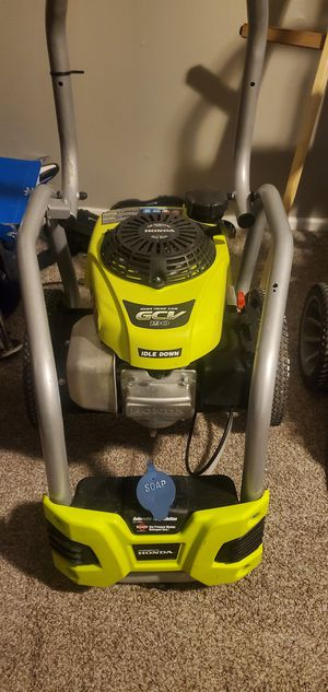 honda engine pressure washer for Sale in Dallas, TX