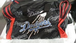 Dodgers Duffel Bag---Like NEW for Sale in Highland, CA