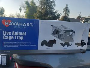 Live Animal Cage Trap for Sale in Fresno, CA