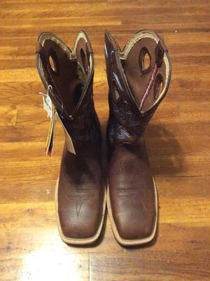 Twisted X steel toe boots BRAND NEW for Sale in Lawton, OK