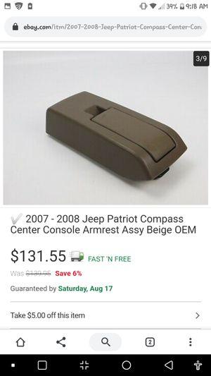 Center console Armrest for Sale in Pawhuska, OK