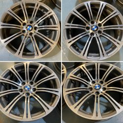 "BMW M3 OEM Forged Wheels 19"" Style 220M for Sale in Issaquah,  WA"