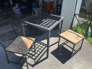 Table with 2 chairs for Sale in Seattle, WA