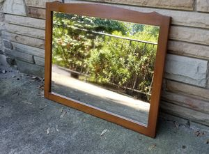 VINTAGE WALL MIRROR for Sale in UPPER ARLNGTN, OH