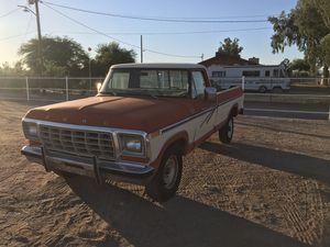 1978 Ford F2 50 XLT ranger 460 big block for Sale in Phoenix, AZ