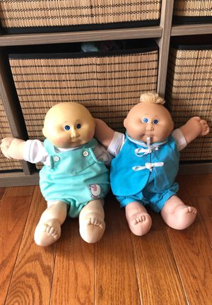Cabbage Patch Dolls for Sale in Springfield, VA