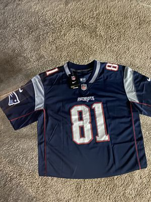 NFL patriots jerseys for Sale in South Gate, CA