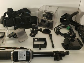 Gopro Hero 4 Black Edition for Sale in North Ridgeville,  OH