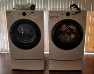 Amana Washer/Dryer Set for Sale in Palm Bay, FL