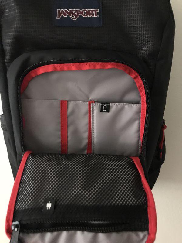 Jansport Backpack w Padded straps