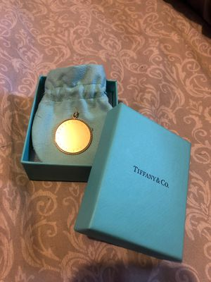 Tiffany gold pendant for Sale in Los Angeles, CA