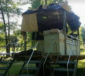 Army kitchen trailer for Sale in Cleveland, TX