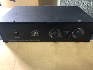 VPI PLC power line conditioner for Turn Table for Sale in Pompano Beach, FL