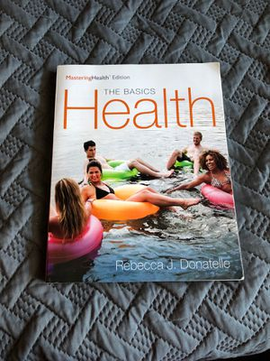 The Basics Health 12th edition by Rebecca J Donatelle for Sale in Nipomo, CA