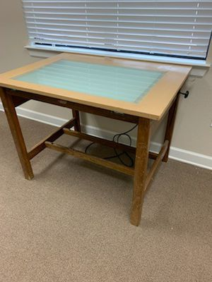 Graphing table $150 (good condition) for Sale in Houston, TX