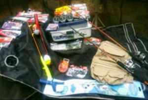 Family fishing package for Sale in Duluth, GA