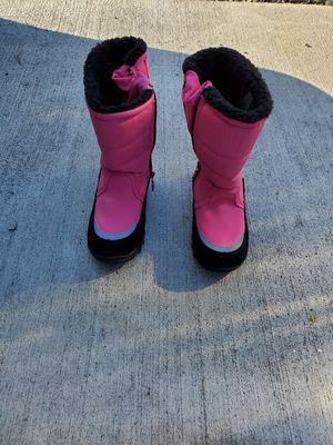 Snow boots kids girls for Sale in Rainier, WA