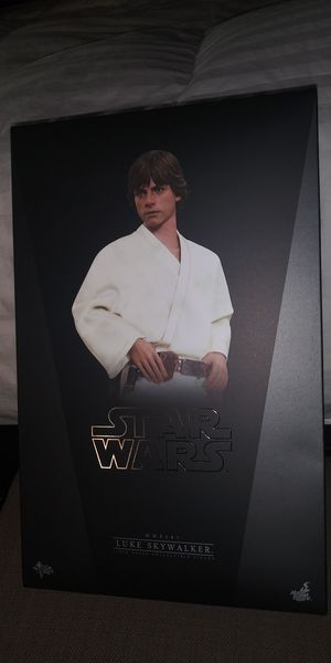 Hot Toys luke Skywalker mms 297 figure for Sale in Montebello, CA