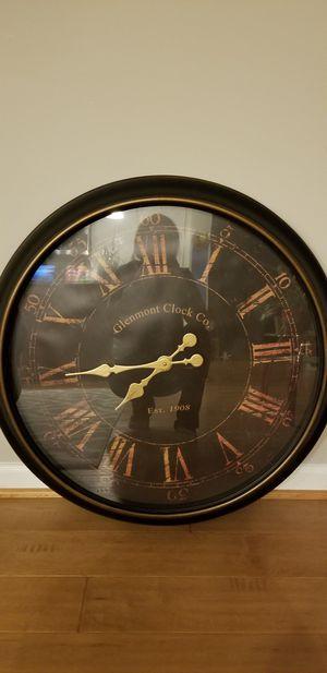 """Wall clock 30"""" for Sale in Lake Ridge, VA"""