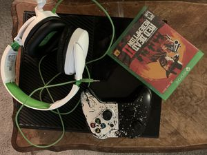 Xbox One Console and Accessories for Sale in Tempe, AZ