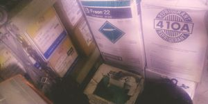 HVAC R22 4 sale brand new in the box for Sale in Sacramento, CA