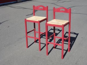 BAR STOOLS - 2 for Sale in Modesto, CA