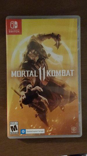 Mortal Kombat 11 for Sale in Phoenix, AZ