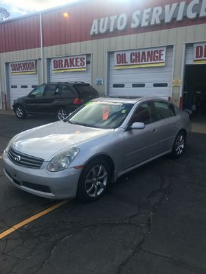 2006 AWD G35X for Sale in Boston, MA