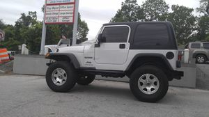Jeep Wrangler TJ for Sale in Baltimore, MD