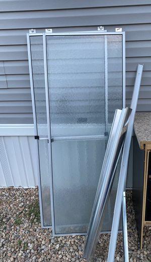 shower slide door $50 for Sale in Denver, CO