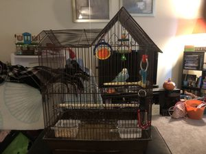 Large Bird Cage, Message Me For Details for Sale in Bel Air, MD