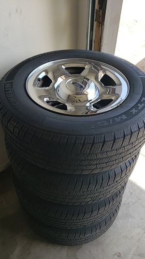 Set of rims 2007 ford f150 for Sale in El Paso, TX