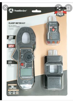 Southwire clamp meter kit for Sale in Escondido, CA