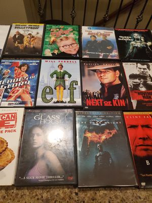 Over 30 dvd movies Also several TV series for Sale in Westminster, CO