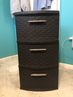 3 drawer bin for Sale in Poway, CA