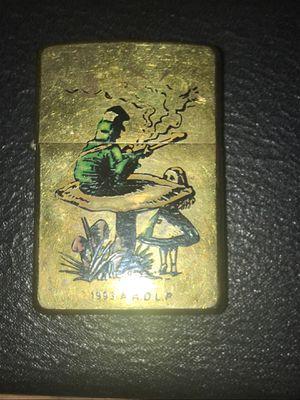 1993 Alice in Wonderland ZIPPO aablp for Sale in St. Louis, MO