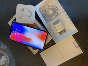 iPhone X 256gb for Sale in Vancouver, WA
