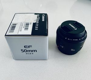 Canon EF 50mm Camera Lens for Sale in Los Angeles, CA