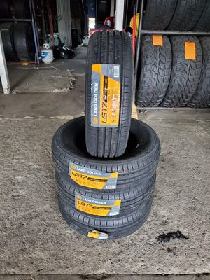 185/70/14 new tire for $250 with balance and installation we also finance {contact info removed} ask for Dorian 7637 airline dr houston TX 77037 for Sale in Houston, TX