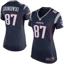 Rob Gronkowski Women's Jersey - New England Patriots for Sale in Dallas, TX
